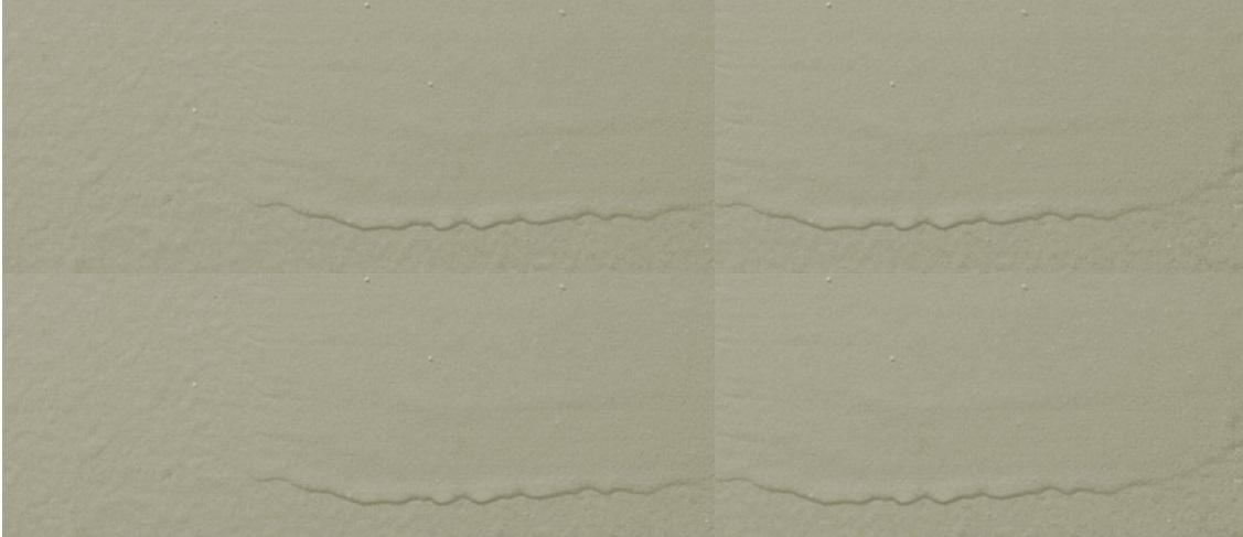 Defeitos de Pintura Industrial: Descaimento ou Escorrimento de Tinta